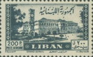 [Airmail - Jounieh Bay and Grand Serail Palace, Typ XCI1]