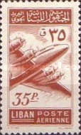 [Airmail - Postal Aircraft, type XDR5]