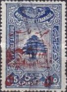 [Revenue Stamps Surcharged, type C4]