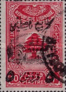 [Revenue Stamp Surcharged, type D]