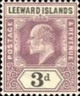 [King Eduard VII - Different Watermark, Typ F3]