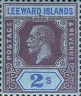 [King George V - Different watermark, Typ I16]