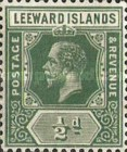 [King George V - Different watermark, Typ J4]
