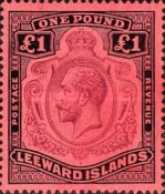 [King George V of the United Kingdom, type L1]