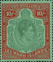 [King George VI, type Q]