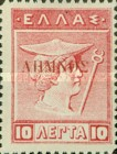 [As Previous with Red or Carmine Overprint, type D6]