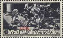 [The 400th Anniversary of the Death of Francesco Ferrucci, 1489-1530, type I1]