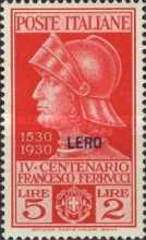 [The 400th Anniversary of the Death of Francesco Ferrucci, 1489-1530, type J]