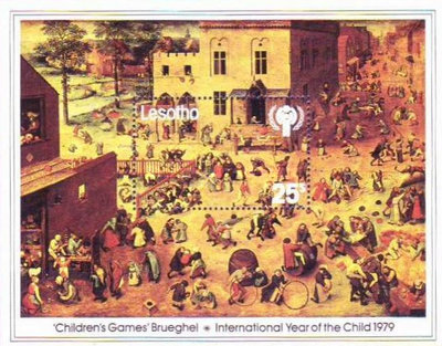 [International Year of the Child, type ]