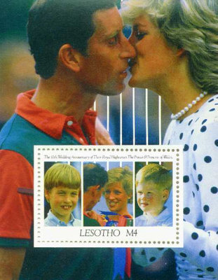 [The 10th Anniversary of the Royal Wedding of Prince Charles and Princess Diana, type ]