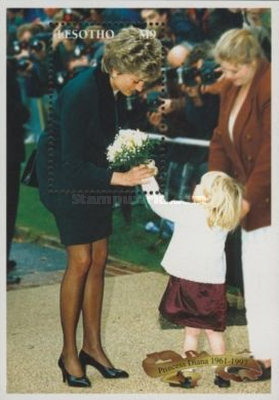 [Diana, Princess of Wales Commemoration, 1961-1997, Typ ]