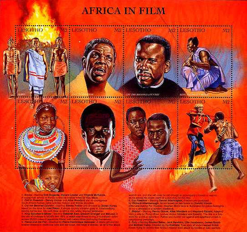 [Africa in Film, Typ ]