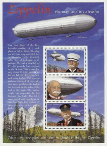 [The 100th Anniversary of Zeppelin Airship, Typ ]