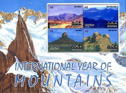 [International Year of the Mountains, type ]