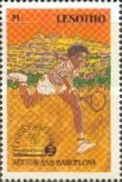[The 75th Anniversary of lnternational Tennis Federation, type AAH]