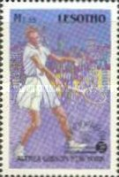 [The 75th Anniversary of lnternational Tennis Federation, type AAI]
