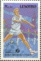 [The 75th Anniversary of lnternational Tennis Federation, type AAK]