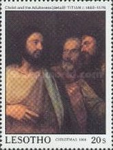 [Christmas - The 500th Anniversary of the Birth of Titian, 1488-1575, type AAO]