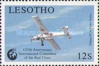 [The 125th Anniversary of International Red Cross - Aircraft, type AAX]