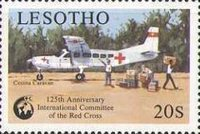 [The 125th Anniversary of International Red Cross - Aircraft, type AAY]
