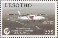 [The 125th Anniversary of International Red Cross - Aircraft, type AAZ]
