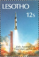 [The 20th Anniversary of First Manned Moon Landing, type ACL]