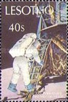 [The 20th Anniversary of First Manned Moon Landing, type ACN]