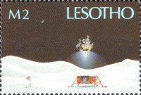 [The 20th Anniversary of First Manned Moon Landing, type ACQ]