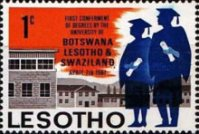 [First Award of Degrees by the University of Botswana, Lesotho, and Swaziland, type AE]