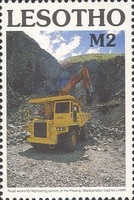 [Lesotho Highlands Water Project, type AEW]