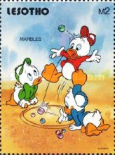 [Walt Disney Characters and Children's Games, type AIE]