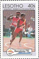 [Olympic Games - Barcelona, Spain, type AKD]