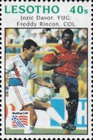 [Football World Cup - U.S.A., type ANQ]