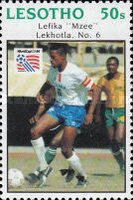 [Football World Cup - U.S.A., type ANR]