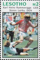 [Football World Cup - U.S.A., type ANV]