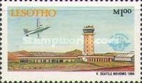 [The 50th Anniversary of International Civil Aviation Organization, type AOK]