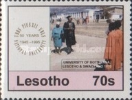 [The 50th Anniversary of University Studies in Lesotho, Typ AOU]