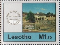 [The 50th Anniversary of University Studies in Lesotho, Typ AOW]