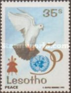 [The 50th Anniversary of United Nations, type APD]