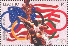 [Olympic Games - Atlanta, USA - Previous Gold Medal Winners, type AQS]
