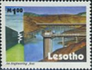[The 10th Anniversary of Lesotho Highland Water Project 1996, Typ ASB]