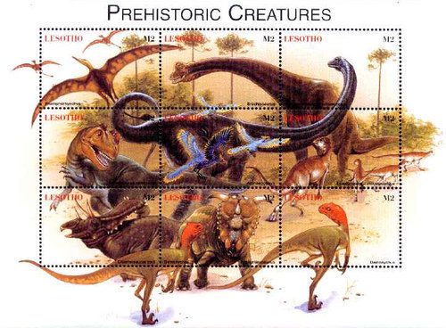 [Prehistoric Animals, Typ AYC]