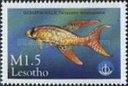 [International Year of the Ocean - Fish from Sea and Freshwater, Typ AYV]