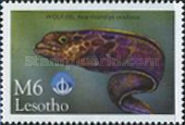 [International Year of the Ocean - Fish from Sea and Freshwater, Typ AZF]