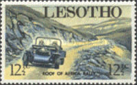 """[""""Roof of Africa"""" Car Rally, type BK]"""