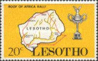 """[""""Roof of Africa"""" Car Rally, type BM]"""