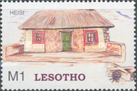 [Traditional Basotho Houses, type BTU]