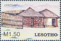 [Traditional Basotho Houses, type BTV]