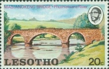 [Local Rivers and Bridges, type EW]