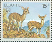 [Worldwide Nature Protection - Endangered Animal Species, type HL]